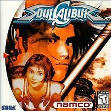 Soul Calibur by SPIG