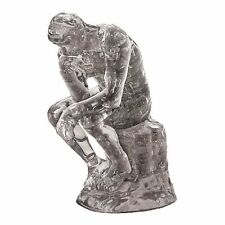 Jeruel 3D Crystal Puzzle DIY Jigsaw Assembly Toy Miniature Thinker by Rodin Gift
