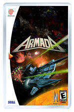 ARMADA SEGA DREAMCAST FRIDGE MAGNET IMAN NEVERA
