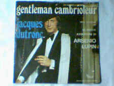 "JACQUES DUTRONC Gentleman cambrioleur 7"" ITALY LUPIN"