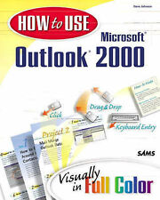 How to Use Microsoft Outlook 2000,GOOD Book