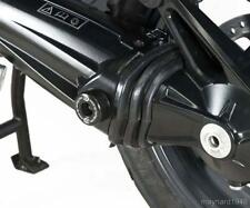 R&G BLACK SWINGARM PROTECTOR for TRIUMPH TIGER 1200 EXPLORER, 2012 to 2015