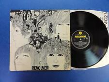 THE BEATLES   REVOLVER parl 66 -2-3 LP EX/EX-