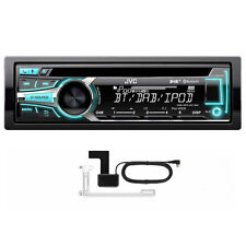 JVC KD-DB95BT automóvil CD MP3 Radio Estéreo DAB digital iPod iPhone Android-Restaurada