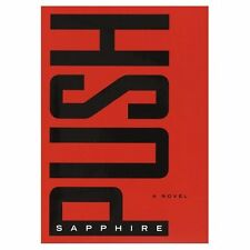 Push by Sapphire Hard Cover Back Book True First 1st Edition VF* Based Precious*