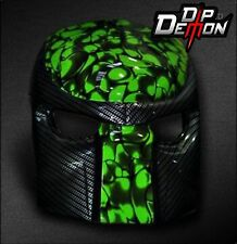 """FUN DO"" TRANSPARENT  DIP DEMON HYDROGRAPHIC WATER TRANSFER FILM HYDRO DIPPING"