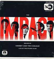 """KENNY & THE KASUALS """"LIVE AT STUDIO CLUB"""" (RE-77) US 1966 M-"""