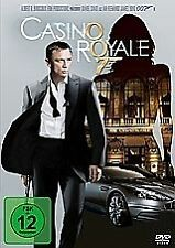 James Bond Casino Royale - Daniel Craig # DVD * OVP * NEU