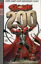 Spawn 200 McFarlane 2nd Print Variant Cover