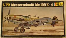Germany Messerschmitt Me-109 K-4, 1/72 Heller kit 229,  Airplane Model Kit