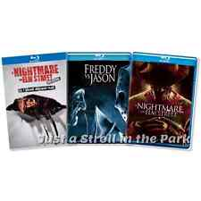 Nightmare On Elm Street: Complete Film Series 9 Movie Box / Blu-Ray Set(s) NEW!