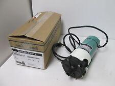 New In Box Iwaki WMD-30LFX-115 Mag-Drive Pump, Max Capacity: 4 gal/min, 115VAC