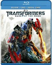 Transformers: The Dark of the Moon  DVD Blu-ray Shia LaBeouf, Rosie Huntington-W