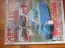 $$w Revue Gazoline N°80 Messerschmitt KR 200  Daf 55-66  Jaguar XK 120  Goelette