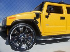 JADA DUB CITY 1/24 SCALE WHEELS FOR REPAIRING FITS HUMMER H2 STYLE #1001