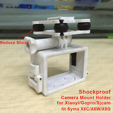 Camera Fix Frame holder with Shockproof Mount for GoPro SJCAM Syma X8C X8W X8G