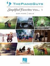 Piano Guys Sheet Music with Cello Part ~ All of Me, Titanium, Moonlight, More!