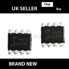 4x Alpha & OMEGA ao4466 4466 30V N canale preamplificatore MOSFET allo SOIC-8 IC