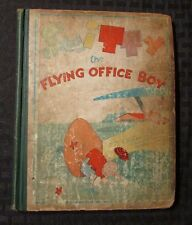 1930 SMITTY The Flying Office Boy GD+ Cupples & Leon NY Hardcover