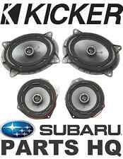 2014-2017 Subaru Forester  OEM Speaker Upgrade Kit by Kicker - H631SSG000