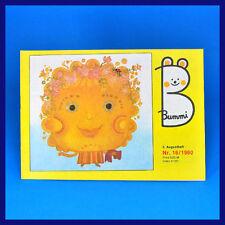 DDR Bummi 16/1980 ▶ 2. Augustheft  Kinderzeitschrift Geburtstag August