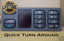 SAAB 9-3 93 ACC CLIMATE DISPLAY UNIT LCD REPAIR SERVICE