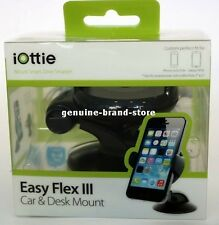 iOttie Easy Flex 3 Car Mount/holder for iphone 6s/samsung galaxy S7 dash/window