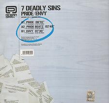 7 DEADLY SINS - Pride / Envy - Ocean Dark