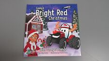 Casey's Bright Red Christmas Children's Book Case IH For Kids