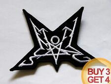 SUMMONING W PATCH,BUY3GET4,ULVER,ABIGOR,ARCTURUS,BLACK METAL,PAGAN,EPIC,1BURZUM