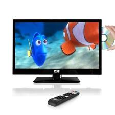 "Pyle PTVDLED22 21.5"" LED TV - HD Flat Screen TV with Built-in DVD player"