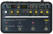 SDD-3000 Korg Programmable Digital Delay Guitar Pedal Delay and Filter Effects