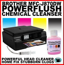 Brother MFC-J870DW Printhead Unblocking Kit - Head Cleaner & Nozzle Cleanser