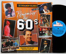 Rember the 60´        32 Golden Hits        no barcode        DoLp       NM # K