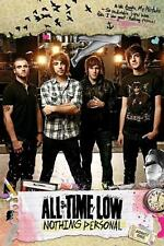 All Time Low : Nothing Personal - Maxi Poster 61cm x 91.5cm (new & sealed)
