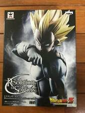 DRAGON BALL Z RESOLUTION OF SOLDIERS VEGETA FIGURA FIGURE NEW NUEVA