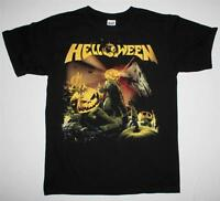 HELLOWEEN STRAIGHT OUT OF HELL TOURDATES 2014 HEAVY METAL NEW BLACK T-SHIRT