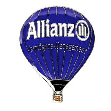 BALLON Pin / Pins - ALLIANZ / D-OBAL [3358]