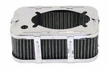 """WEBER Progressive Style DFV, DFAV, DFEV 1 3/4"""" Rectangular Air Cleaner"""