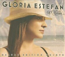 90 Millas [Digipak] by Gloria Estefan (CD, Sep-2007, SMG)