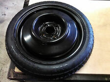 "2011 2012 2013 2014 2015 CHEVY SPARK SPARE TIRE WHEEL DONUT 14"" SPACE SAVER"