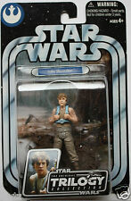 "Luke Skywalker Dagobah OTC #01 Hasbro Star Wars TESB 2004 3.75"" Action Figure"