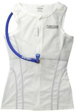 Camelbak RaceBak Women's 70 oz Hydration Pack Small White Silver