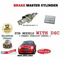 FOR MINI ONE COOPER S D 1.6 R50 R53 R52 2001-2007 NEW DSC BRAKE MASTER CYLINDER