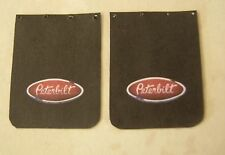 PLASTIC DREAMS 1006 1/25 PETERBILT MUD FLAP SET