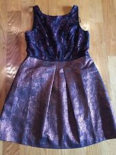 NWT LOVELY by ADRIANNA PAPELL DRESS SZ 22W
