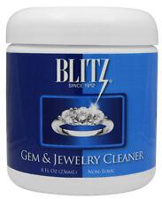 Blitz Gem & Jewelry Liquid Cleaner - 8oz