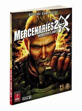Mercenaries 2: World in Flames : Prima Games Official Strategy Guide 2008