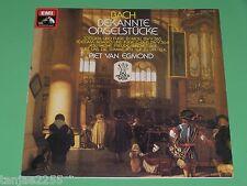 Bach - Piet van Egmond Orgel - Bekannte Orgelstücke Toccata Fuge Adagio EMI LP