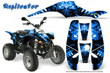 POLARIS TRAILBLAZER SCRAMBLER GRAPHICS KIT CREATORX DECALS STICKERS RCBL